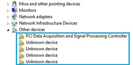 device-manager-yellow-triangle
