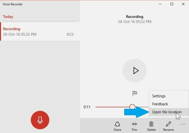 voice-recorder-file-location